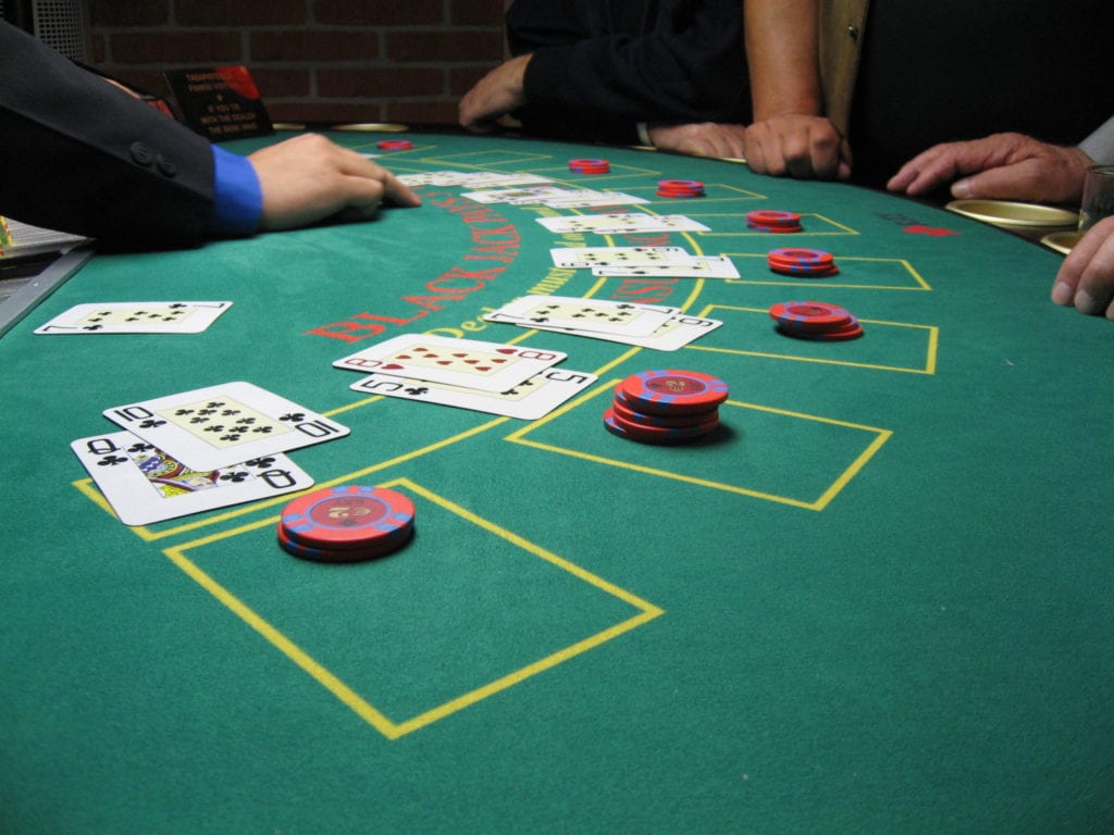 Fun Casino Online Table Game play