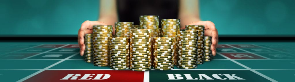 Red or Black you Decide with Live Dealers and Live Casino Games with Live Casino Bonus to Collect