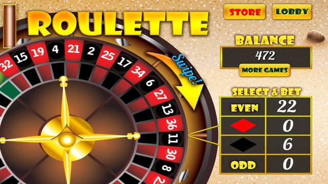 Play Roulette on This Mobile Friendly Casino