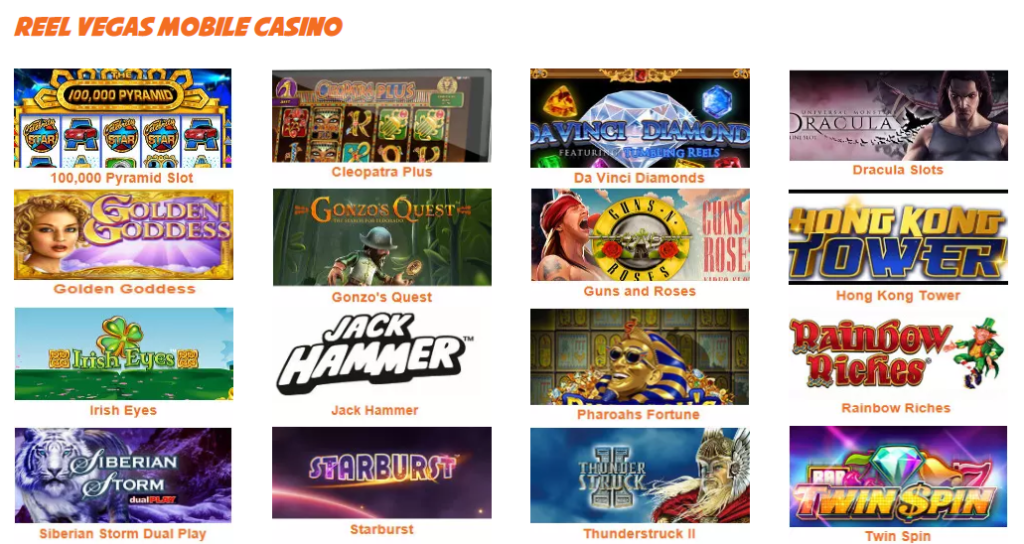 Hundreds of Slot Games to Choose Between with Great Pay Lines