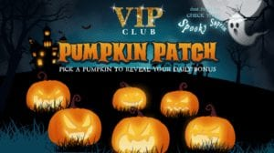 Pumpkin Patch VIP Bonus Club