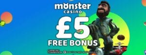 Here You Can Find Yourself an Amazing £5 Free Bonus