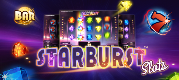 Starburst and Other Top Slot Games are Ready to Play
