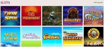 A Wide Variety of Enticing Slot Games to Play Online
