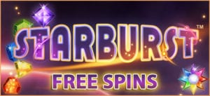 200 Free Spins on Starburst at Cheeky Riches