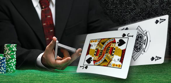 When Playing Blackjack Can You Hold a 21 Hand?