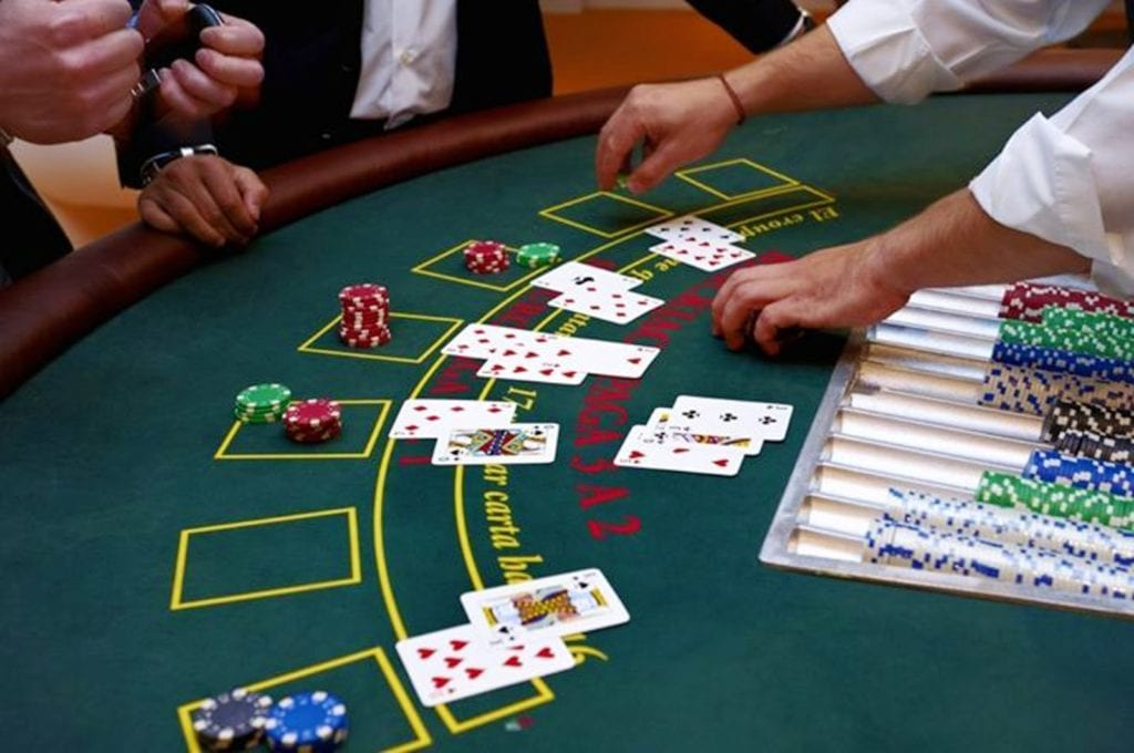 21 Casino Shows You How To Play Blackjack