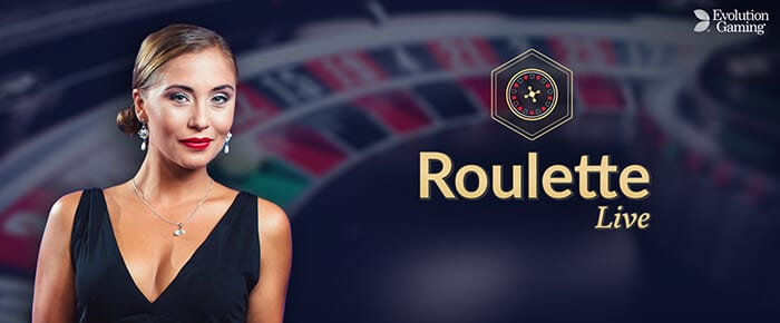 Live Casino Betting and Roulette Live Casino Games from Evolution Gaming