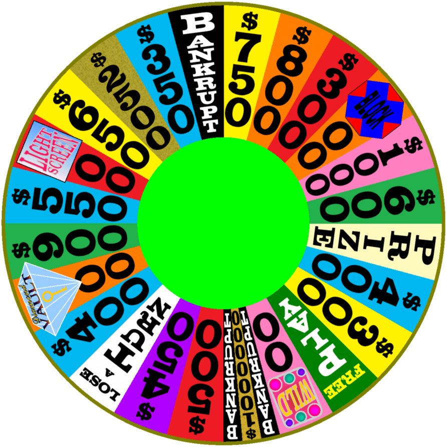 Wheel of Fortune with Jackpot Paradise, Great Prizes to be Won