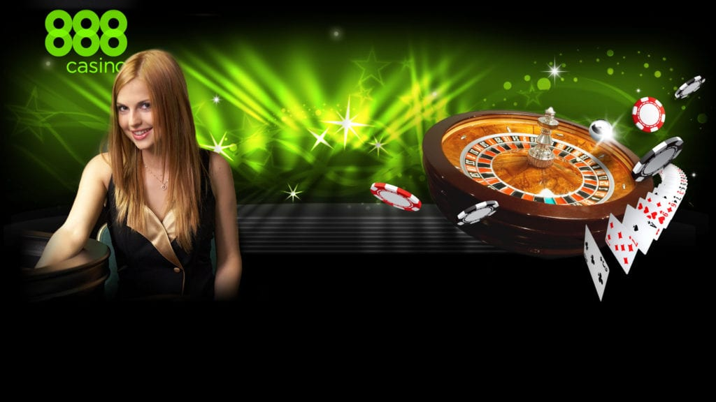 888 Casino, Spin the Roulette Wheel with a £88 No Deposit Bonus
