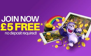 Get £5 When You Join Slot Fruity Today! One of the Best Slot Sites
