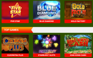 Absolutely Spoilt For Choice With Thrilling Casino Games