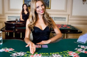 Play with LIVE Casino Dealers 24/7 at Video Slots Casino