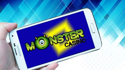 Monster Casino with a Fully Compatible Mobile App
