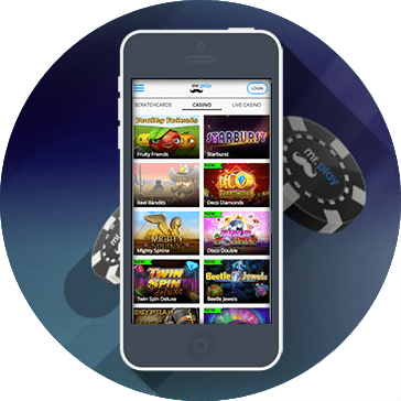 Play Mr Play Mobile Any Time, Any Place