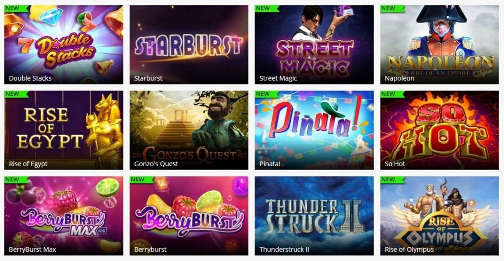 Over 700 Games & Slots At Mr Play Casino