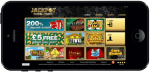 Fun Games and Great Welcome Bonuses for New Players at Jackpot Mobile Casino
