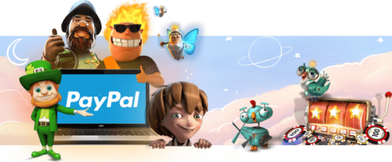 Play With PayPal Today At Coinfalls Casino Online