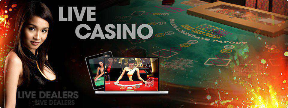 Live Casino at the Disposal of Your Fingertips
