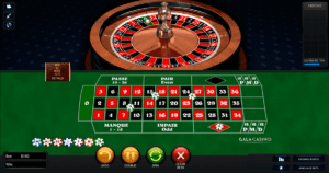 Play French Roulette at Vegas Baby Casino