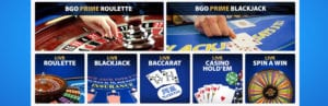 A large Choice of Poker Games Available to Choose From at Bgo Casino