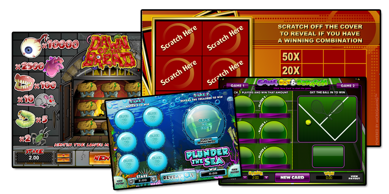 Great Scratch Card Games Ready to Play at Goldman