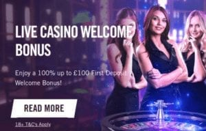 Claim 100% Vegas Hero Casino Live Online Welcome Package