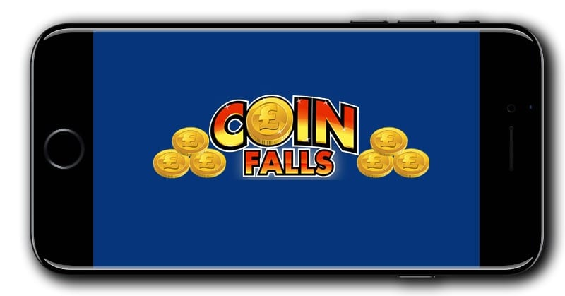 Coinfalls is 100% Mobile Compatible and Ready to Play Anywhere