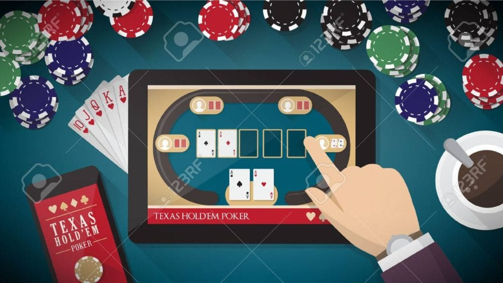 Play Texas Hold'em Poker Today with Great Bonuses