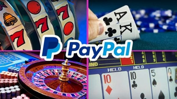 Use PayPal at 888 Casino with Hundreds of Great Games to Play
