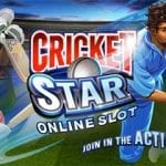 Play Cricket Star Slot Online Today with up to £150 Welcome