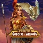 Play Age of Gods: Goddess of Wisdom at Our Featured Casinos Today