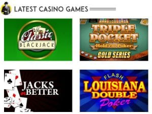Goldman Casino with Their Latest Casino Games including Classic Blackjack