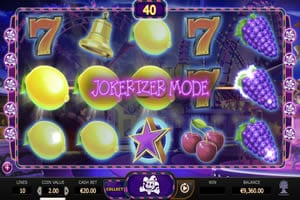 Increase the RTP with Jokerizer Slot