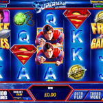 Superman The Movie Slot