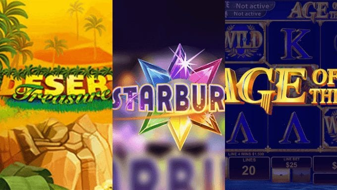 Some of the Most Popular Slot Titles in the World
