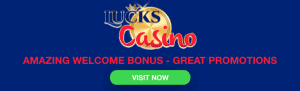 Play Roulette Today In Any Style at Lucks Casino