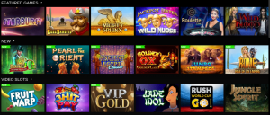 You're Spoilt for Choice with NextCasino Online Games