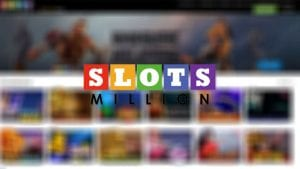 Slots Million Online Casino Logo Official