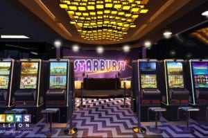 SlotsMillion Online Casino Starburst Slots Game