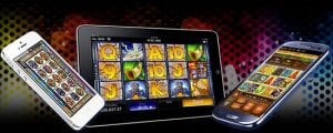 Toptally Fully Mobile Optimised Site - Play Casino Anywhere