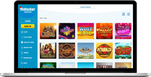 Enjoy a Massive Range of Games at Monster Casino
