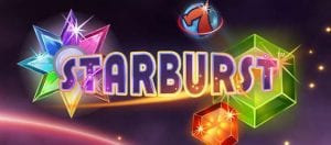 Starburst Slot at All Star Games Online Casino