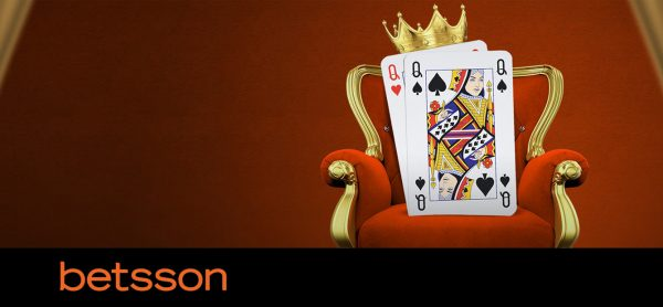 Play The Traditional Games at Betsson Casino