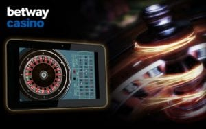 Online Roulette UK at Betway Casino Online