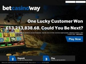 Play Progressive Jackpots at Betway Casino