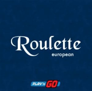 Euro Roulette from Play 'n' Go