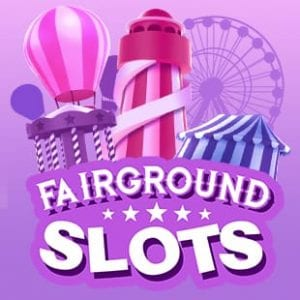 Huge Choice of Delicious Slots & Games at Fairground Slots