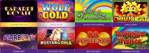 With a Huge Library of Slots Available Members are Spoilt For Choice