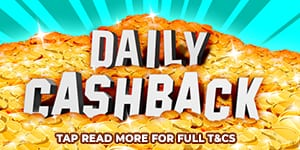 Get Daily Cashback Today at Hula Spins Casino